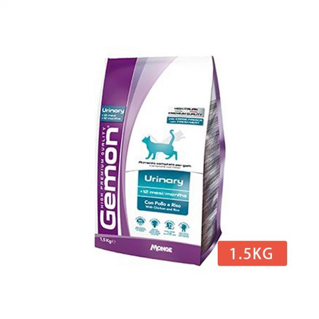 Gemon 義大利進口啓蒙貓糧尿道保健貓-雞肉1.5kg 1