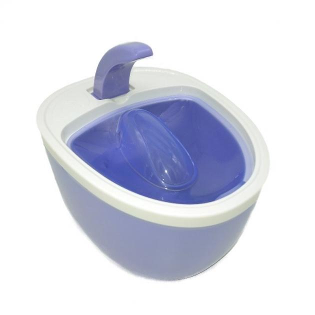 FOFOS寵物飲水機 紫 1